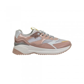 Sneaker Replay JS240011S 2636 White-Nude