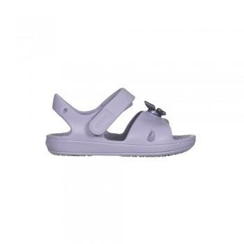 Crocs Sandal Crocband Strap Sandal PS 206245-530 Μωβ