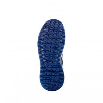 Μπλε δερμάτινο αθλητικό ADIDAS BY8939