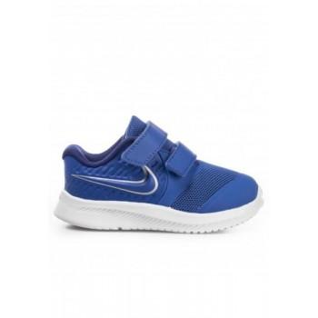 Nike Star Runner 2 TVD AT1803-400 μπλε