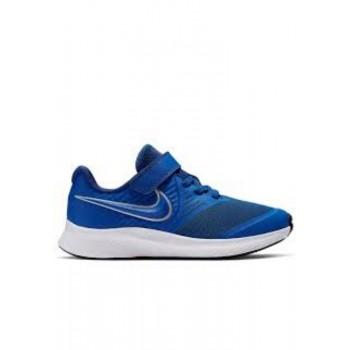 Nike Star Runner 2 PSV AT1801-400 μπλε
