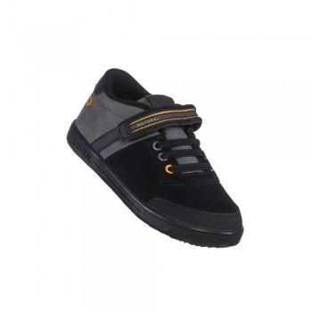 Mayoral sneaker δερμάτινο μαύρο 19-46081-069
