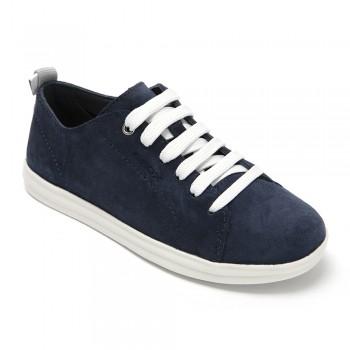 Geox σαμουά sneaker J823HD 00022 C4002