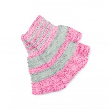 Ροζ γάντια A0023