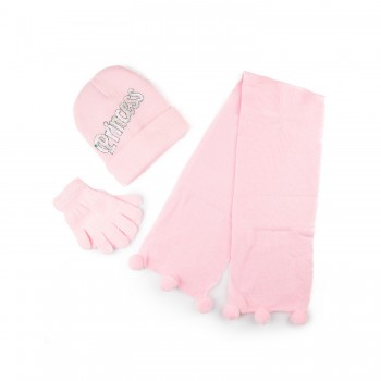 Baby pink σετ A0016