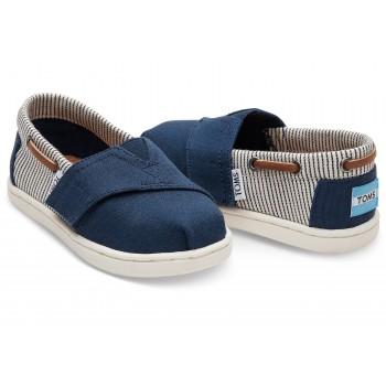 Toms Πάνινη Εσπαντρίγια Biminis 10010048 Μπλε