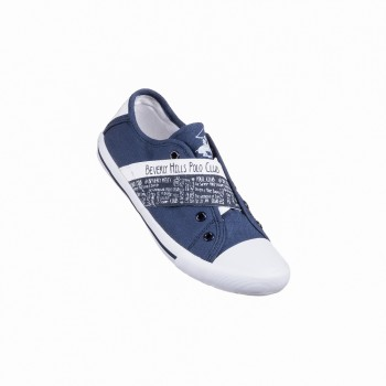 Παιδικό Sneaker Beverly Hills Polo Club BH-5050 NAVY