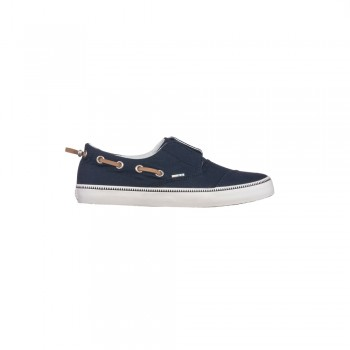 Πάνινο Toms Canvas Pasadena Slip-On 10013602 Navy Μπλε