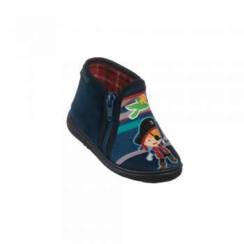 Παντοφλάκια Mini Max PIRATIS Μπλε