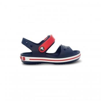 Μπλε σκούρο πέδιλο Crocs 12856-485 crocband sandal kids navy