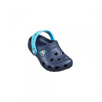 Coqui Clogs Little Frog 8701 Lt.blue