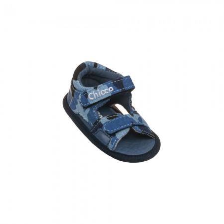 Παιδικά πέδιλα Chicco 61413-810 μπλε