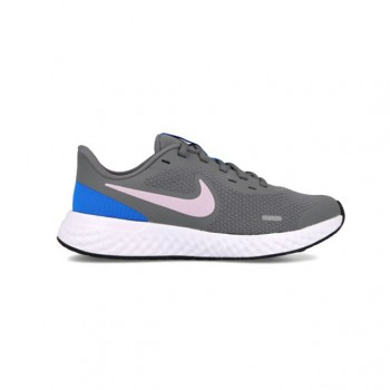 Nike Revolution 5 GS BQ5671-051 Γκρι