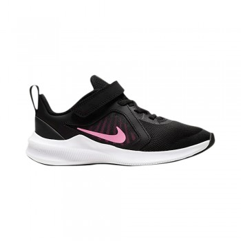 NIKE Downshifter 10 (PS) CJ2067-002 μαύρο