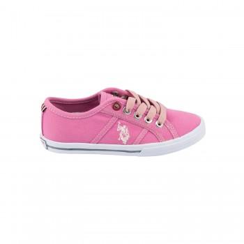 e6b2926e2a0 Ροζ sneaker U.S. POLLO ASSN 4095S4/c1 ...