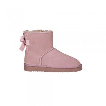 Καστόρινο ροζ μποτάκι Childrenland 8036-N