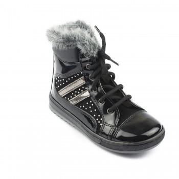 Λουστρίνι μποτάκι Fun shoes FUN79