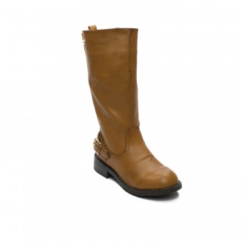 Δερμάτινη μπότα Xti 53420B
