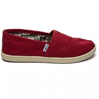 Κόκκινη εσπαντρίγια TOMS 012001C13