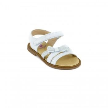 Δερμάτινο λευκό πέδιλο PABLOSKY 009500